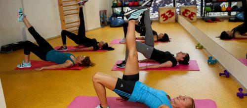 Power aerobics